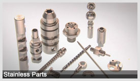 Stainless Parts