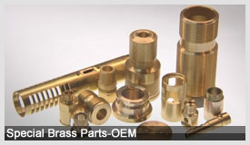 Special Brass Parts-OEM